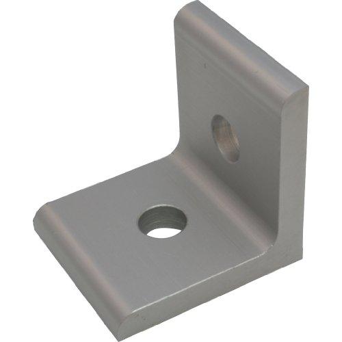 10 x Innenwinkel Winkel Aluwinkel 90 Grad 30x30x30 mm Aluminium eloxiert