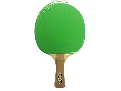 Löwe Fluro Tischtennisschläger–Neon Grün