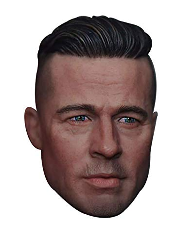NEDTO Phicen Custom Head Sculpt for 1/6 Scale Male Body