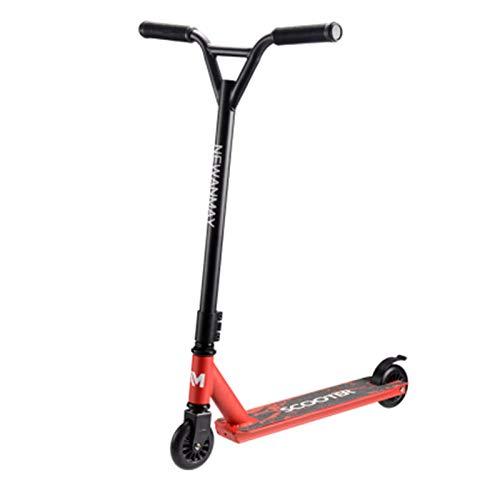 Patinetes Pro Stunt Scooter - Kick Scooter Con Rodamientos ABEC 9, Horquilla De Aluminio - Intermedio Y Principiante Freestyle Tricks Scooters Para Niños De 8 Años En Adelante, Adolescentes Y Adulto