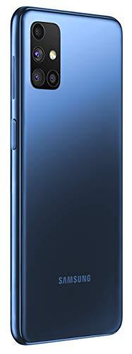 Samsung Galaxy M51 (Electric Blue, 6GB RAM, 128GB Storage)