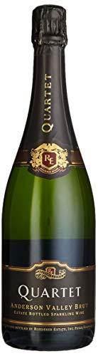 Roederer Estate Brut Quartet Anderson Valley Kalifornien Quality Sparkling Wine (1 x 0.75 l)