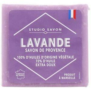 Savon de Provence - Lavande - Cube de 300g Savon de Marseille