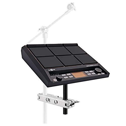 DD90 DigiPad Sampler mit Halterung und Klemme von Gear4music