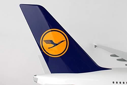 Lufthansa Airbus A380-800 Maßstab 1:100