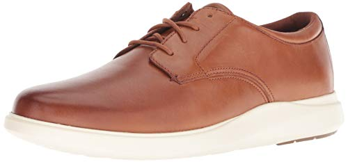 (64% OFF Deal) Men's Essex Wedge Oxford Shoes – size 8 TAN/IVORY $53.29