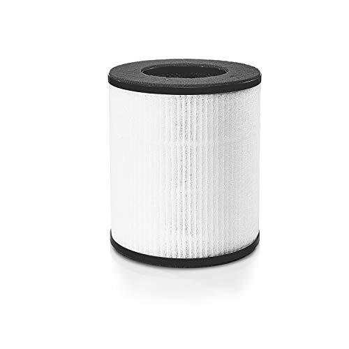 Think Best Air Purifier 3-in-1 Replacement Filter, Premium True HEPA & Activated Carbon Filter Set.