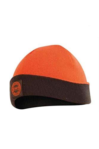 HART Radiant Mütze, wendbar, Unisex, Erwachsene, Orange, U