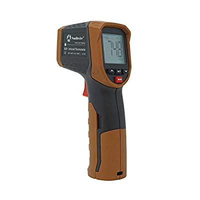 Southwire 31212S 930?F Infrared Thermometer Dual Laser Targeting