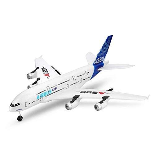 Ferngesteuerte Flugzeuge for Drohne 2,4 GHz 3CH RC Flugzeug Fixed Wing Drone Flugzeug Modellflug Fern Sechs-Achsen Flug Spielzeug