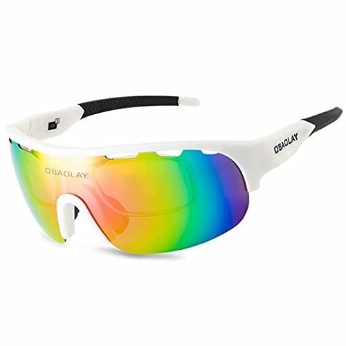 Pit Viper - Gafas de sol polarizadas para hombre y mujer, para correr, montañismo, golf, vacaciones, senderismo, pesca