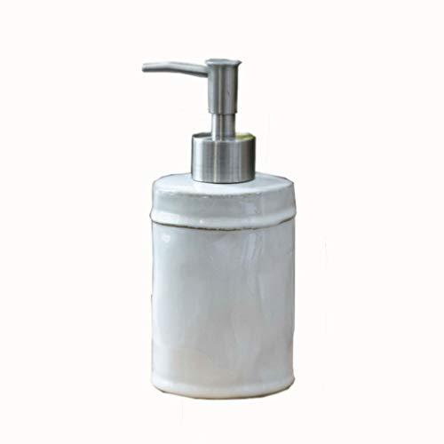 OMIDM Dispensador de jabón Botella de jabón de Mano de Estilo nórdico Capacidad Grande Champú para el hogar y Botella de Gel de Ducha Adecuado para Cocina y baño Dispensador de jabón