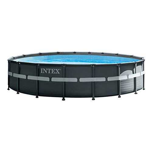 Intex 26330 Piscina, Gris