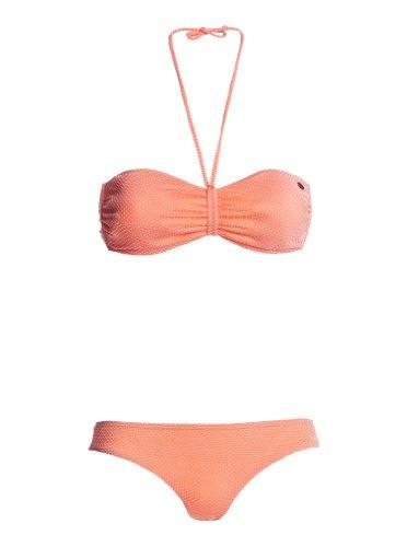 Quiksilver Damen Swimwear Dotty Minnie, pale red, S, KRWSM252-PLR-S