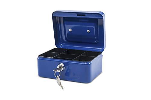 Maul 15.2 x 12.5 x 8.1 cm Cash Box 1 - Blue