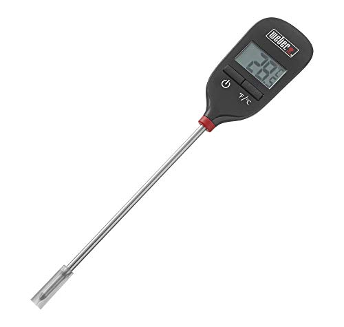 Weber 6750 Instant Read Meat Thermometer