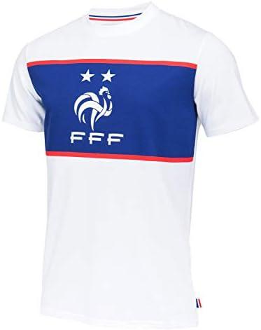 Camiseta Oficial de Francia de Fútbol de la FFF - Colección Oficial para Hombre