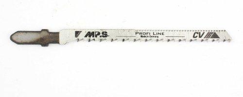 5 MPS CV Stichsägeblätter 3101-KR - Stichsägeblätter für Holz - Spezielles Kurvenblatt
