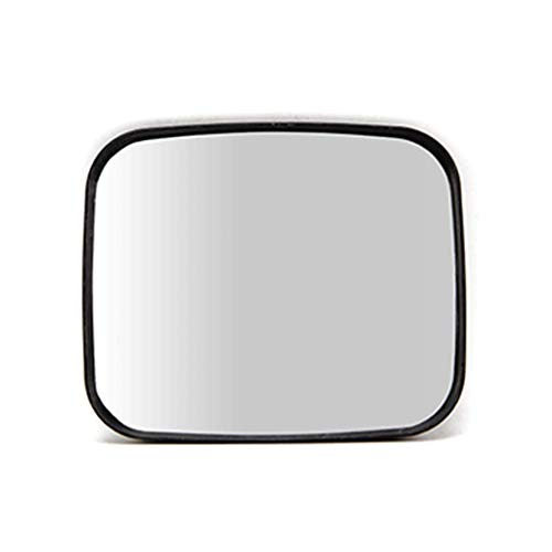 PLLP Obiettivo Grandangolare per Traffico All\'Aperto, Specchio Stradale Curvo Specchio Stradale Curvo, Specchio Punto Cieco, Rettangolo Di Sicurezza Rettangolare Segnale Acrilico Segnale Stradale Ner