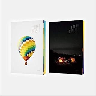 Big Hit Ent. BTS Bangtan Boys - Young Forever [Day+Night ver. Set] Album+Extra Photocards Set