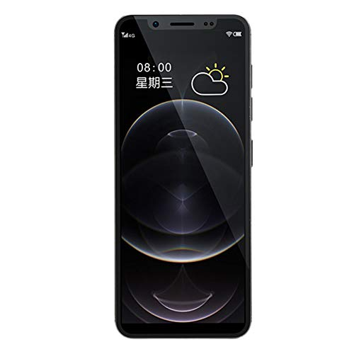 Teléfono Móvil, Teléfono Inteligente de Doble Tarjeta Y Doble Modo de Espera con Doble Lente, Compatible con 4G Full Netcom, con Cubierta Trasera de Cristal de Metal(2G)