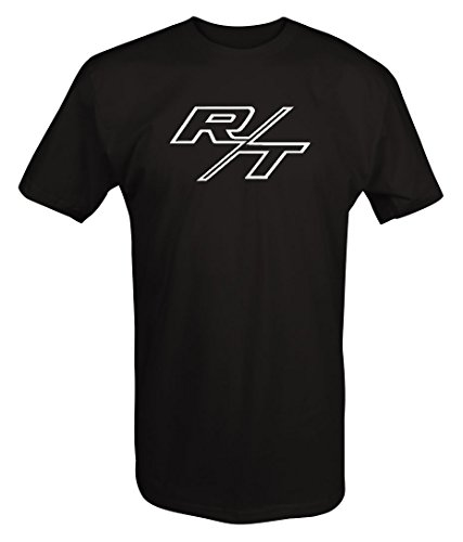 R/T RT Dodge Mopar Charger Challenger Hemi V8 Muscle Car Logo T shirt - 3XL