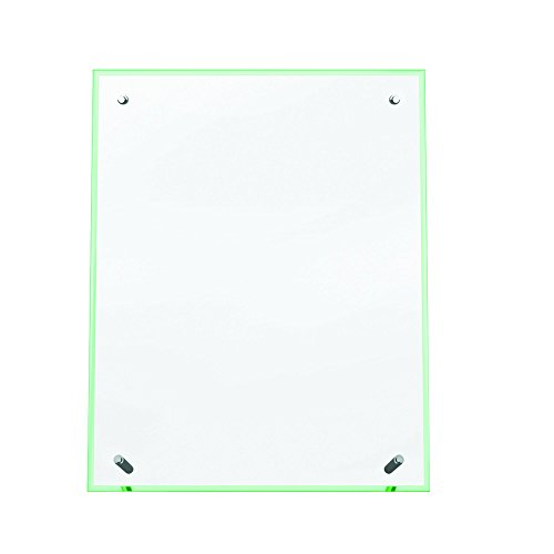 Deflecto Superior Image Curved Sign Holder, 8.5 x 11 Inches (799783) Photo #4