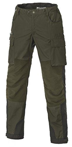 Pinewood Dog Sports Extrem Pantalon pour Homme 3XL Vert Olive foncé/Marron Daim.