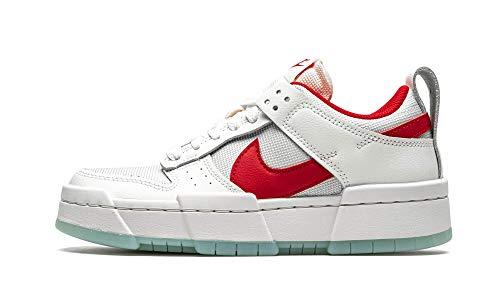 Nike Dunk Low Disrupt Gym Red CK6654-101 - US 8.5 / EUR 40 / UK 6 / CM 25.5