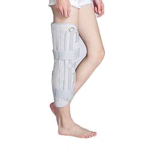 AOPAWOX Rodilleras ortopedicas para Lesiones de LCA/ligamento/Deportivas, osteoartritis Leve (OA) y protección de la articulación de la Rodilla,S