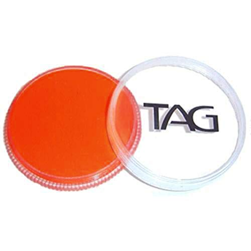 TAG Face and Body Paint - Neon Orange 32gm