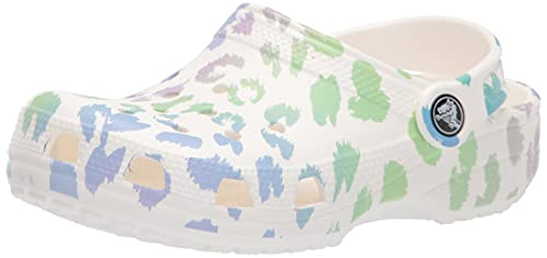 Crocs Baby Kid's Classic Tie Dye Mania Clog Water Shoe for Toddlers, Boys, and...