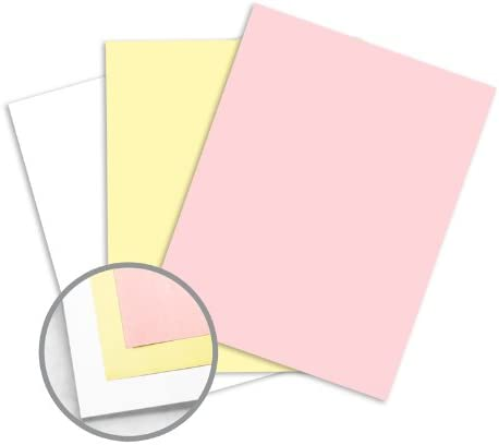 NCR Paper Arlington Mall Brand Purchase Superior Multi-Colored - 12 x 1 Carbonless