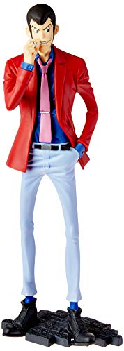 FIGURE LUPIN THE THIRD PART 5 - MASTER STAR PIECE - LUPIN REF.28392/28393