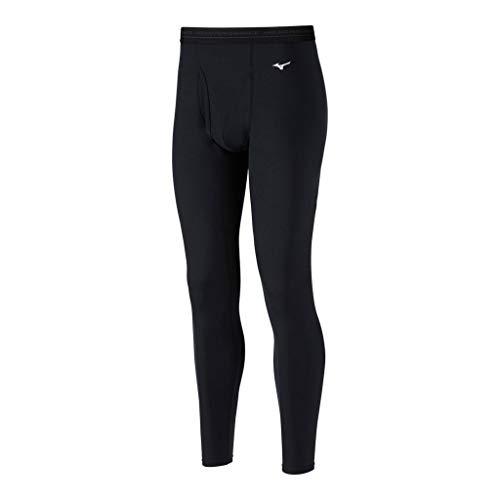 Mizuno BT Mid Weight Pantalon de Course pour Homme XL Nero (Black/Unito)