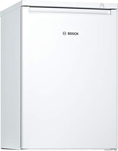 Bosch GTV15NWEA Serie 2 - Congelador independiente (E, 85 cm, 164 kWh/año, 83 L), color blanco