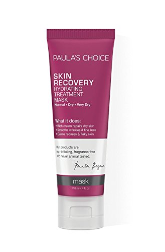 Paula's Choice SKIN RECOVERY Hydrating Treatment Facial Mask, 4 Ounce Bottle, for Extra Dry...