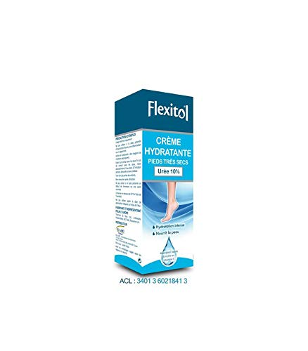 Flexitol crème hydratante pieds très secs