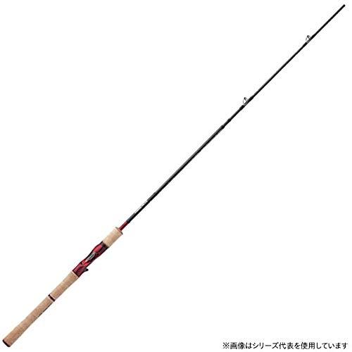 シマノ(SHIMANO) トラベルロッド スコーピオン ベイトキャスティングモデル ワン&ハーフ2ピース 17113R-2 ロングディスタンスモデル ショア