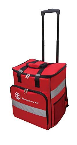 防災、サバイバルバッグ【BR-751Nラビンローラーバッグ】非常持ち出しバッグ/背負う・持つ・転がすの3way!反射テープ付き 非常持出しセットに!