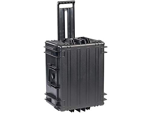 Xcase Transportkoffer: Staub- & wasserdichter Trolley-Koffer, groß, 485 x 634 x 342 mm, IP67 (Box Hartschale)