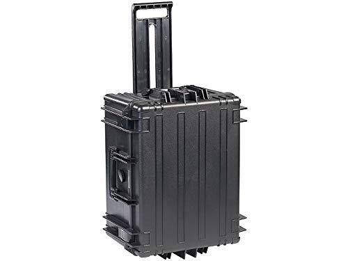 Xcase Transportbox: Staub- & wasserdichter Trolley-Koffer, groß, 485 x 634 x 342 mm, IP67 (Trolleys)