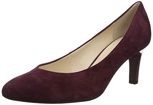 Högl Starlight, Zapatos de Tacón para Mujer, Rojo (Vino 4200), 37.5 EU