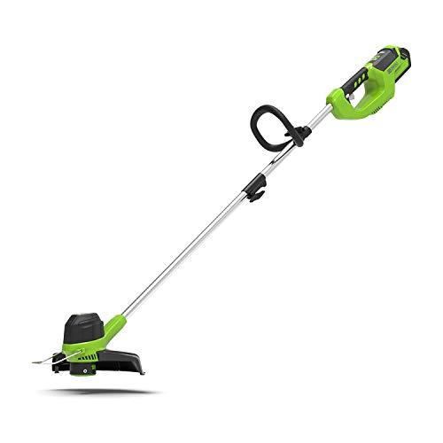 Greenworks Cortacésped eléctrico de 40 V, sin batería ni Cargador, Alimentado por...