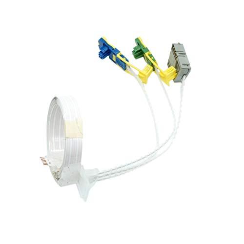 YFJLOVE YUFENGJIAO Cable de reparación de circuitos electrónicos Cable y Conector FIT para Renault COM 2000 FIT para Peugeot 307 406 FIT para Citroen C5 Break 12275641 (Color : Orange)