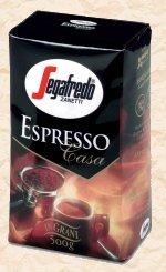 Segafredo Café expreso Casa, 20 x 250 g molidas