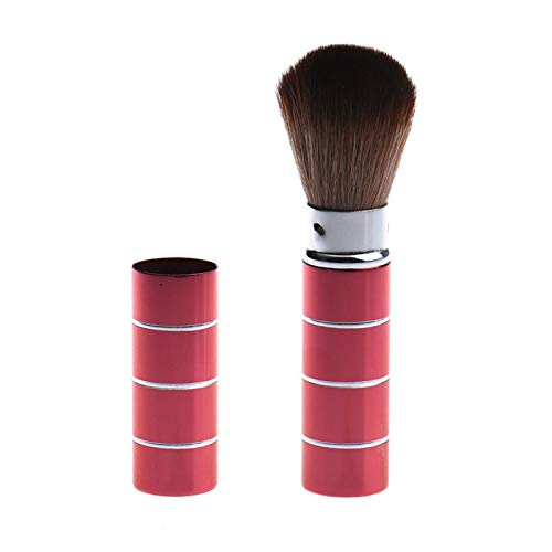 MEIYY Pinceau de maquillage 1Pcs Powder Makeup Brushes Retractable Dome Blush Concealer Brush Eyeshadow Foundation Concealer Brush Pro Makeup Beauty
