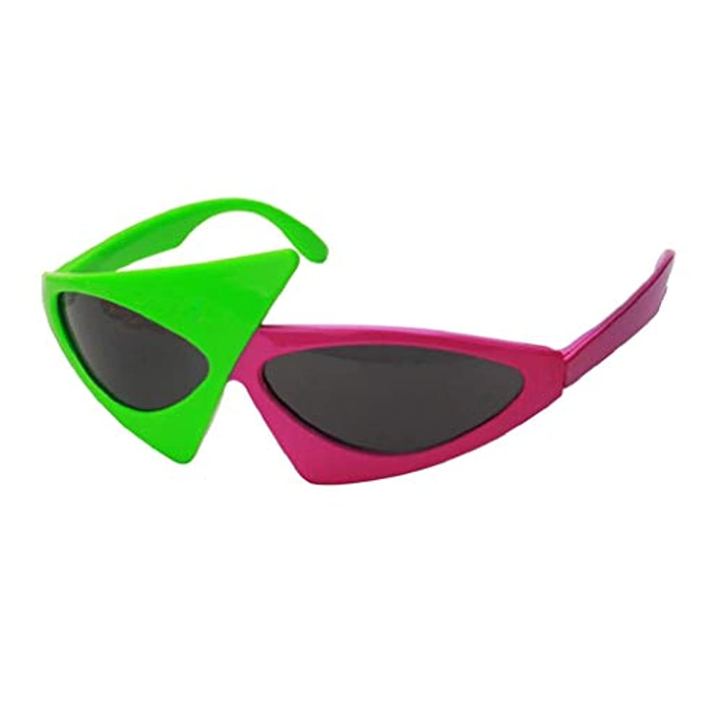 Homyl Assorted Novelty Sunglasses Funny Party Glasses Toy Party Tricks