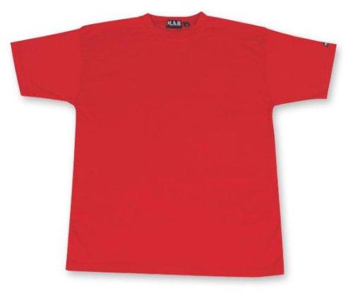 M.A.R International Ltd. MMA - Camiseta de Boxeo, Kickboxing, Ropa de Boxeo tailandesa, Muay Thai Gear Rojo pequeño