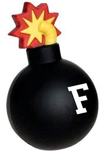 Telesca Funny F Bomb F$#% Gag Office Prank Stress Ball